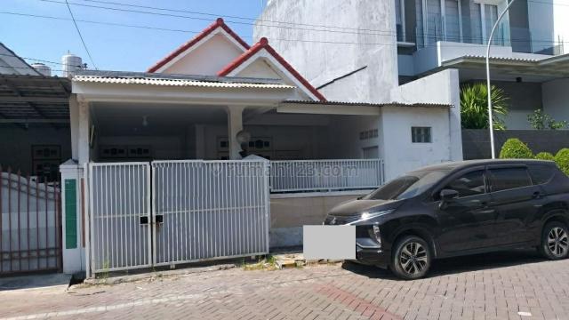 Rumah Nirwana Eksekutif, Bagus, Siap Huni, Murah, Lokasi Ciamik, Rungkut, Surabaya