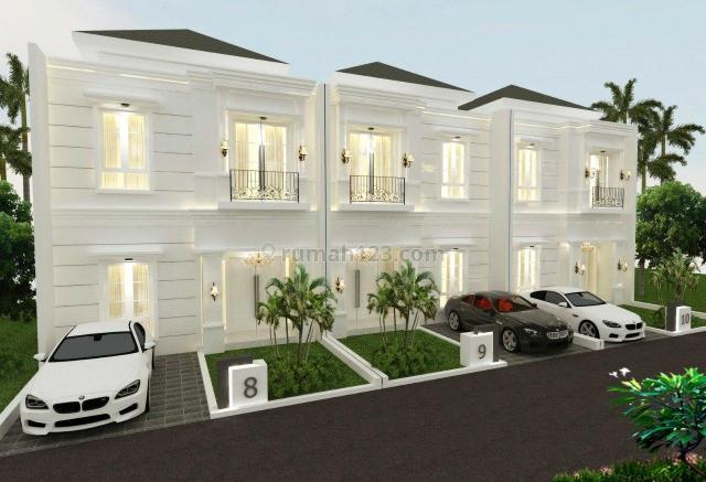 Rumah Mewah Inden 50 meter Ke Jalan Kebagusan Raya Pasar Minggu Jaksel, Kebagusan, Jakarta Selatan