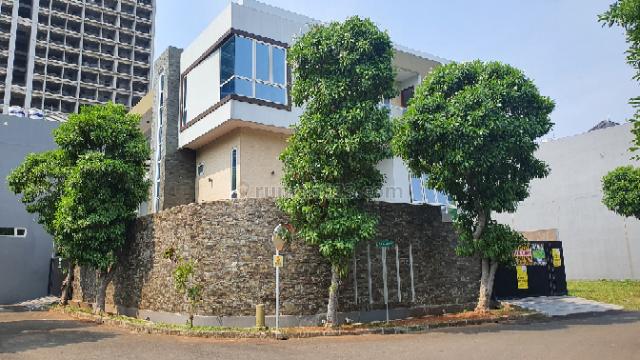 rumah asri & minimalis, Permata Buana, Jakarta Barat