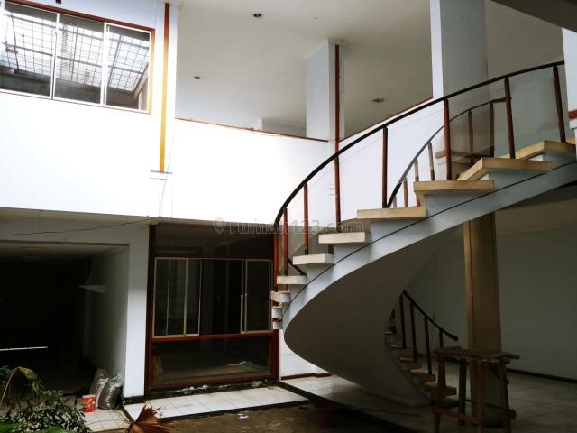 Rumah kantor mainroad Lengkong kecil Tengah Kota Bandung, Lengkong, Bandung