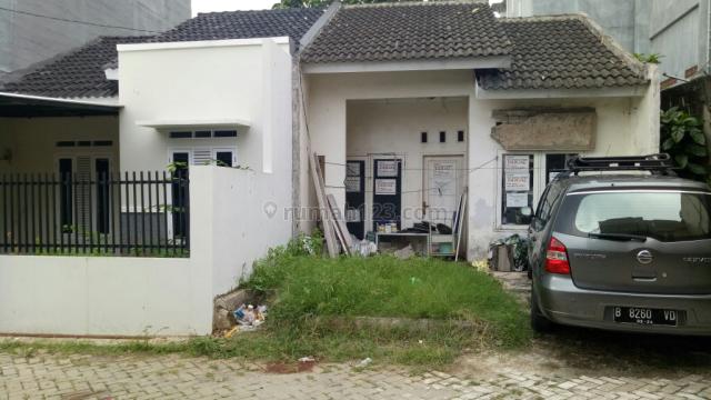 Rumah Asri Adem Di Pasir Putih Sawangan Depok, Sawangan, Depok