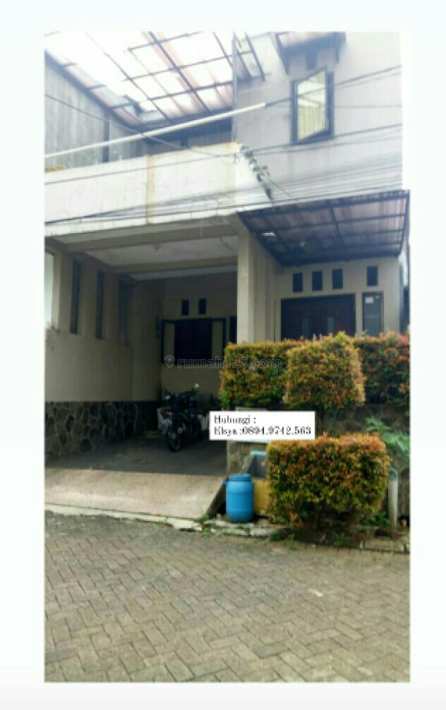 Rumah Cantik Asri Siap Huni, Di Bedahan Sawangan  Sangat Murah, Sawangan, Depok