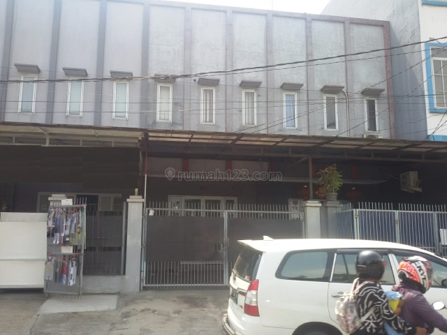 rumah pinggir jln strategis bebas banjir, Kalideres, Jakarta Barat