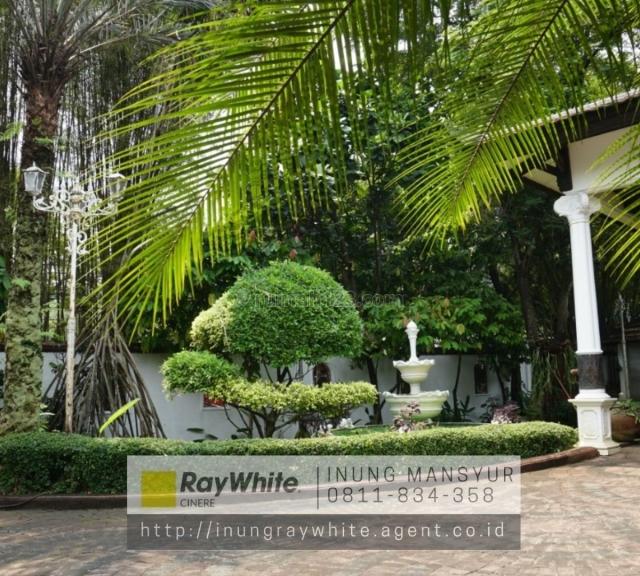 Rumah Besar Homie Sangat Asri di Margasatwa, Jagakarsa, Jagakarsa, Jakarta Selatan