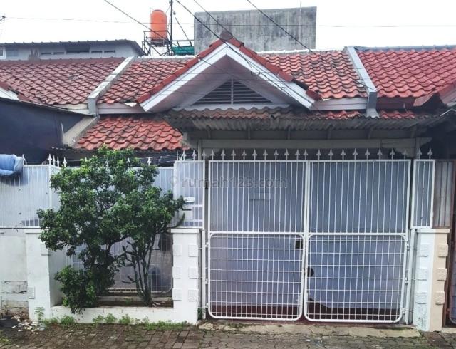 rumah siap huni bebas banjir dalam komplek, Citra Garden, Jakarta Barat
