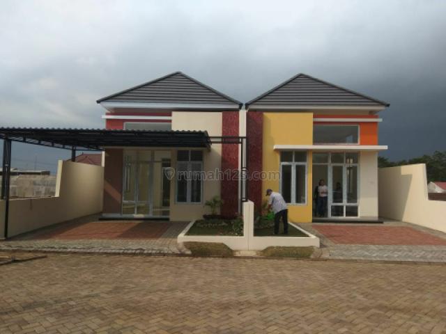 Rumah murah one gate di Sawojajar Malang, Sawojajar, Malang