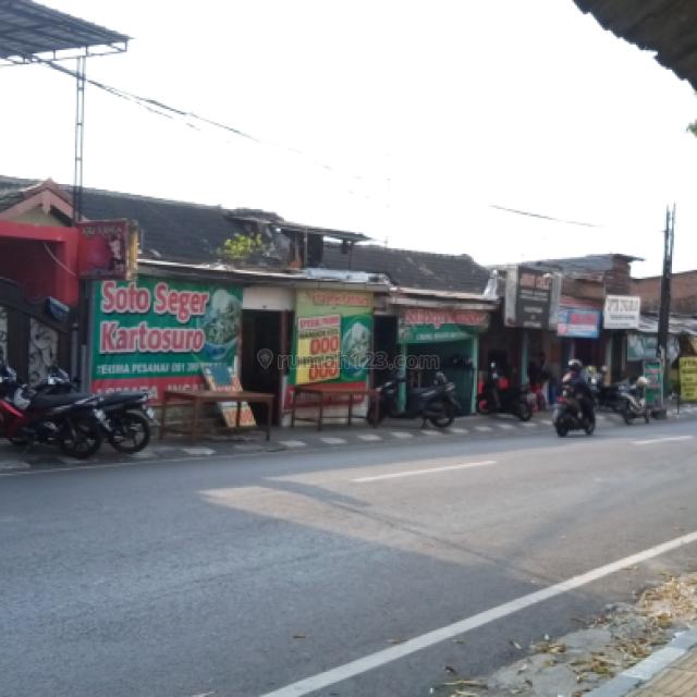 rumah usaha super strategis di Ungaran kota, Ungaran, Semarang