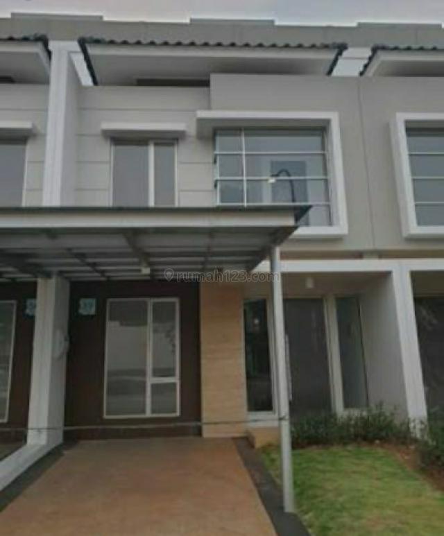 Rumah cluster harmoni6_pik, Pantai Indah Kapuk, Jakarta Utara