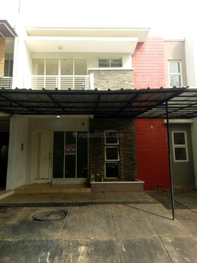 Rumah 2 lantai siap di huni di Perumahan Golf Lake Residence, Cengkareng Barat, Jakarta Barat