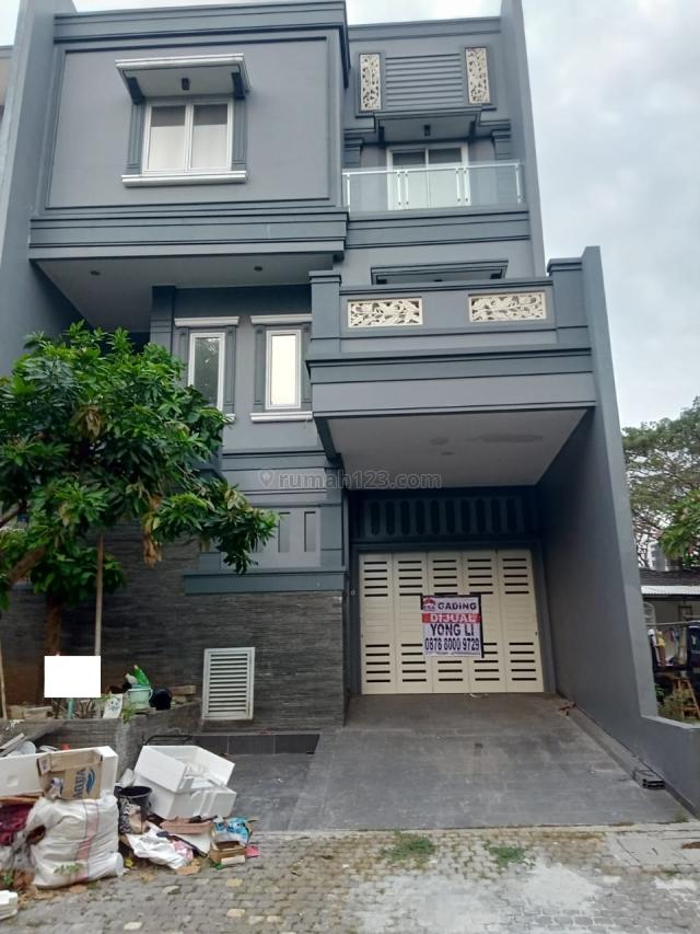 Rumah Bagus Baru Renovasi di Ancol, Bisa Nego, Ancol, Jakarta Utara
