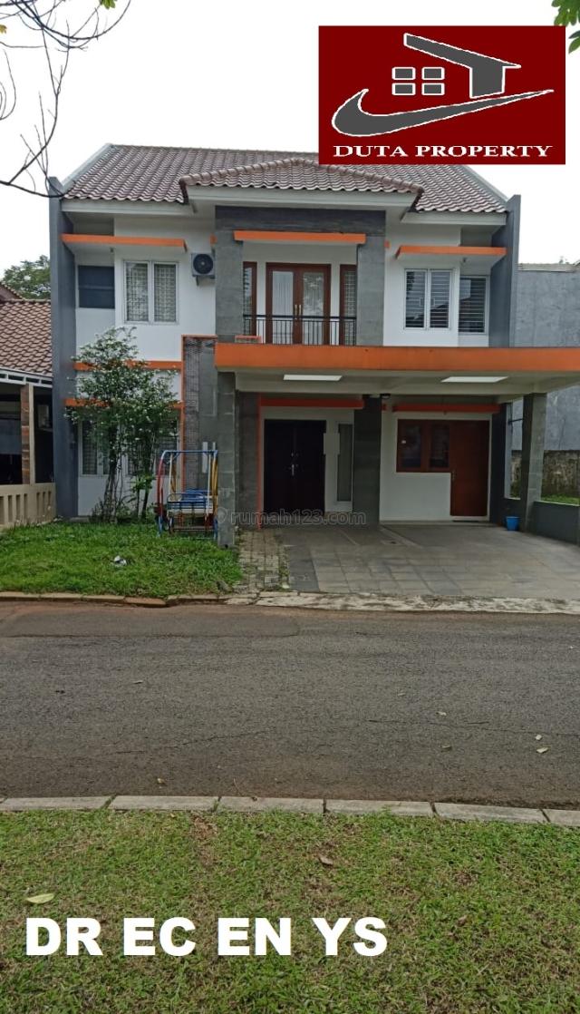 Rumah minimalis di Citragrand Cibubur, Citra Grand, Jakarta Timur