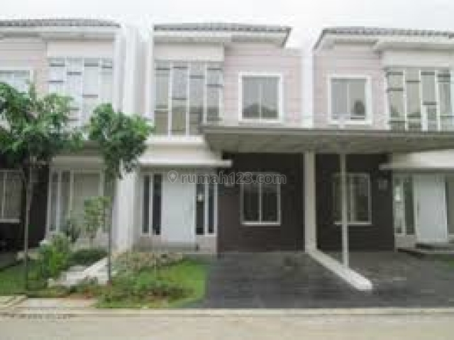 Green Lake City cluster Amerika semi furnished ukuran 6x15, Green Lake City, Jakarta Barat