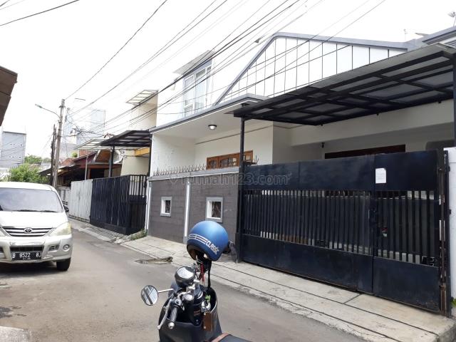 Rumah Murah Renov 1.5 Lt Furnish Lepas Cepat Sunter Agung Utara Jakarta, Sunter, Jakarta Utara