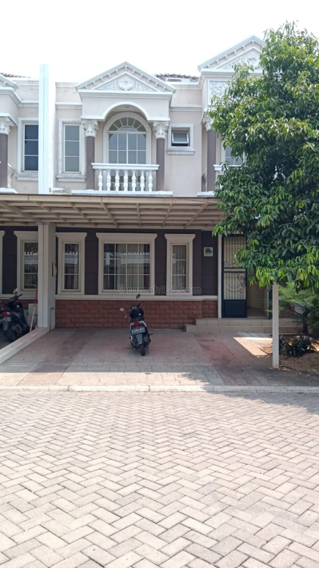 Rumah Green Lake City, Europe 8x20, Duri Kosambi, Jakarta Barat, Green Lake City, Jakarta Barat