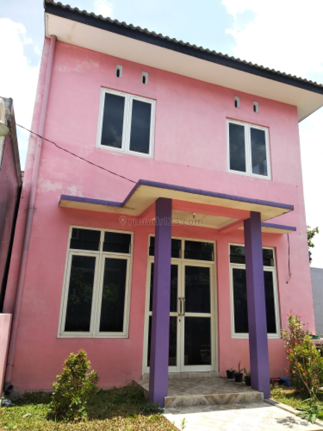 Rumah murah poros jalan raya Sulfat malang, Sulfat, Malang
