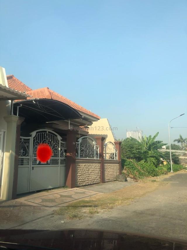 rumah siap huni 1lt jemursari selatan, Wonocolo, Surabaya