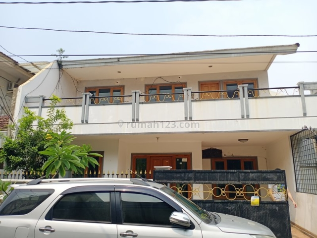 (GA20150-CS) Rumah hadap Barat 6KT di Grogol, Grogol, Jakarta Barat