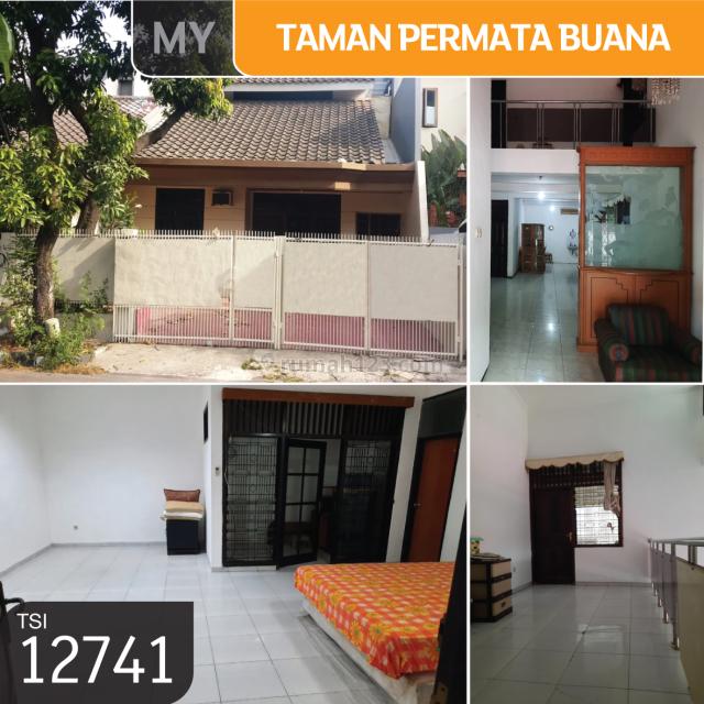 Rumah Taman Permata Buana, Jakarta Barat, 8x20m, 1½Lt, SHM, Kembangan, Jakarta Barat