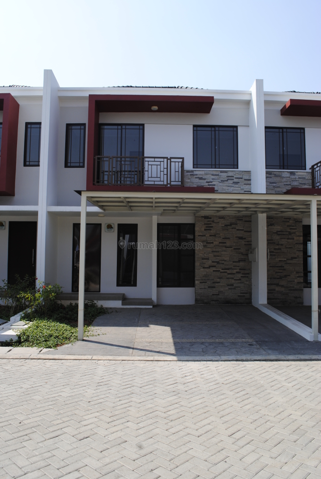 Rumah uk 6x15 Full Furnish Hrg : 60jt/thn, Cluster Asia, Green Lake City, Jakarta Barat, Cipondoh, Green Lake City, Jakarta Barat