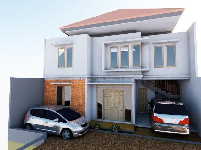 Rumah Minimalis Lokasi Strategis Dekat Kemana-mana Jagakarsa Jaksel, Jagakarsa, Jakarta Selatan
