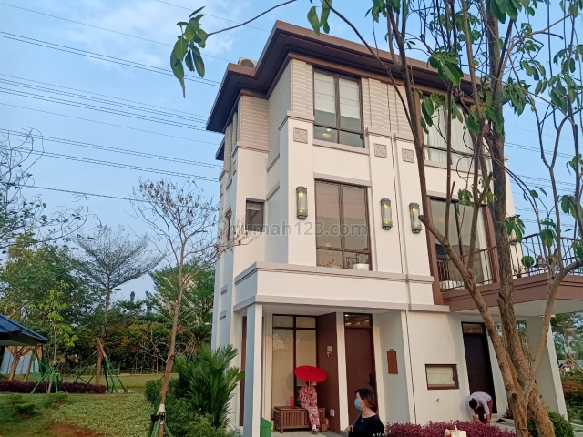 Rumah nuansa jepang mewah idaman milenial, Daisan Lavon, Cikupa, Tangerang