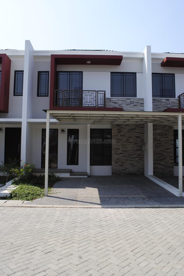 Rumah uk 6x15 + 3AC Hrg : 50jt/thn, Cluster Asia, Green Lake City, Jakarta Barat, Cipondoh, Green Lake City, Jakarta Barat