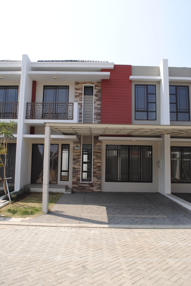 Rumah uk 8x18 Hrg : 65jt/thn, Cluster Asia, Green Lake City, Jakarta Barat, Cipondoh, Green Lake City, Jakarta Barat