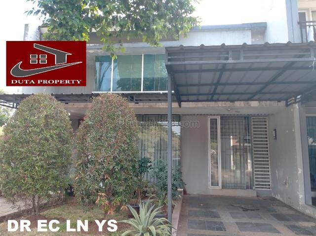 Rumah minimalis atap baja ringan di Citragrand Cibubur, Citra Grand, Jakarta Timur