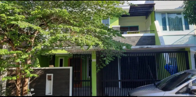 Rumah taman grisenda Pantai Indah Kapuk, Pantai Indah Kapuk, Jakarta Utara