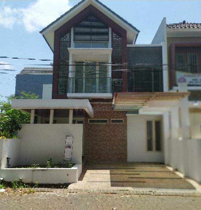 Rumah murah Tidar 2 lantai di malang, Tidar, Malang