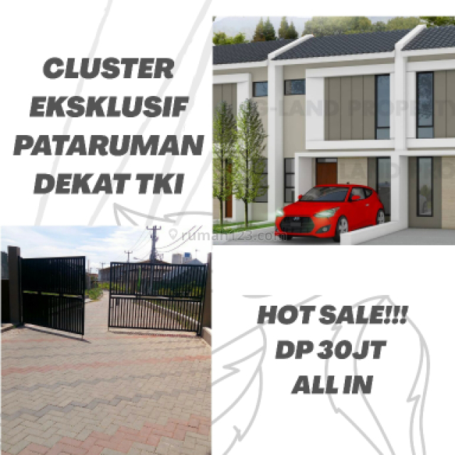 Rumah Keren rumah cipatik Bandung Barat Jalak Harupat Bandung soreang, Kutawaringin, Bandung