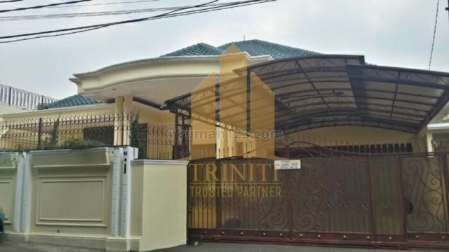Lelang Cessie - Rumah di Jl. Bangka Mampang Prapatan Jakarta Selatan, Mampang Prapatan, Jakarta Selatan