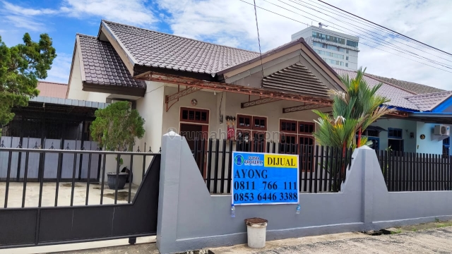 Rumah Cluster di tengah Kota Pekanbaru Jl. Mutiara - Pekanbaru, Senapelan, Pekanbaru