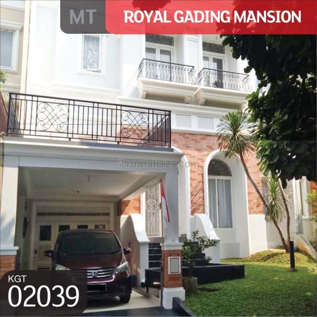 Rumah Royal Gading Mansion Kelapa Gading, Jakarta Utara, Kelapa Gading, Jakarta Utara