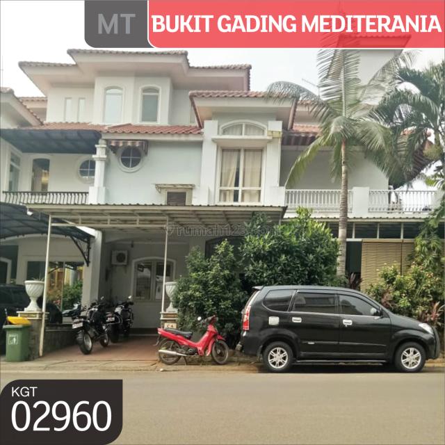 Rumah Bukit Gading Mediterania, Kelapa Gading, Jakarta Utara, Kelapa Gading, Jakarta Utara