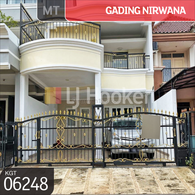 Rumah Gading Nirwana Kelapa Gading, Jakarta Utara, Kelapa Gading, Jakarta Utara