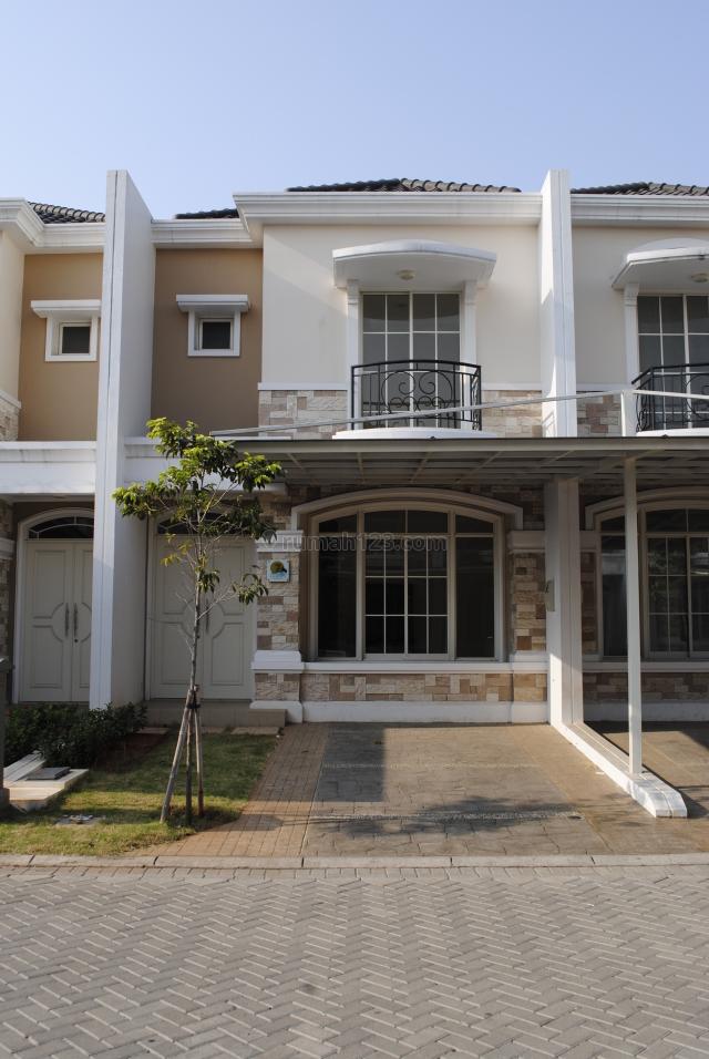 Rumah Cluster Eropa 6x15 + 2 AC, Green Lake City, Green Lake City, Jakarta Barat