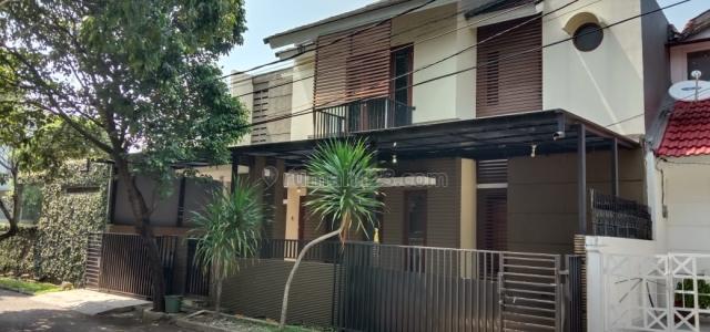 Siap Huni, Rumah 3BR Bebas Banjir di Permata Bintaro 9, Sektor 9-Bintaro, Jakarta Selatan