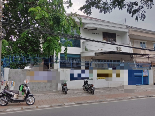 RUMAH HOEK SUNTER KARYA JAKARTA UTARA, Sunter, Jakarta Utara