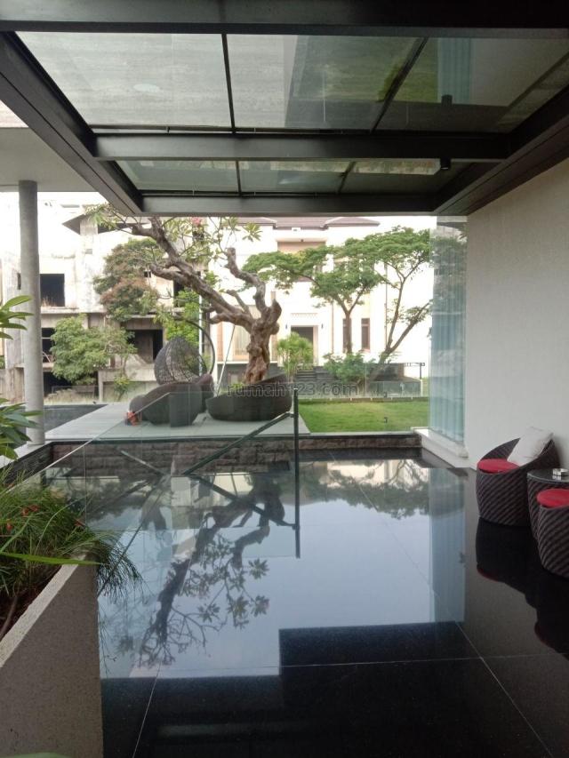 Rumah Brand New di PIK Tropic Minimalis view danau, Pantai Indah Kapuk, Jakarta Utara