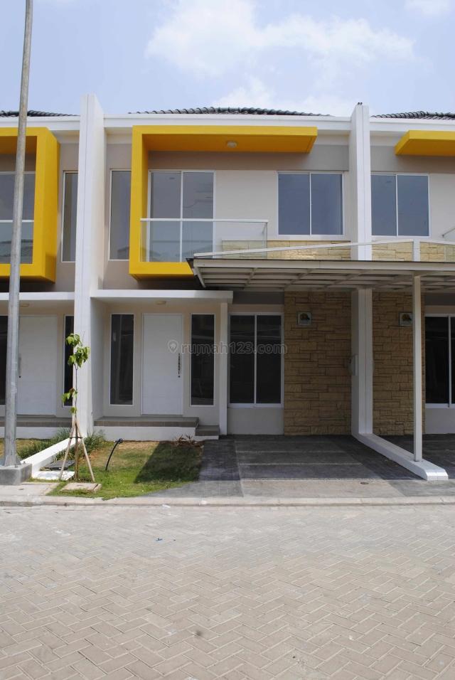 Rumah Cluster Australia, 6x15m, Hrg 50jt/thn, Green Lake City, Green Lake City, Jakarta Barat