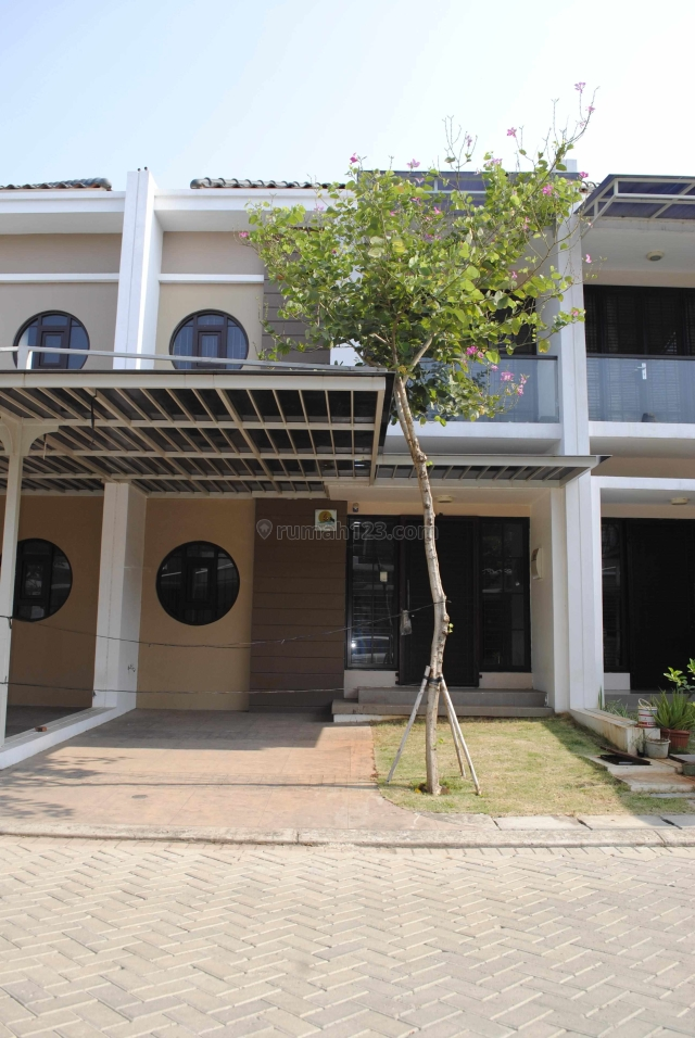 Rumah Cluster East Asia, 6x15m, Hrg 55jt/thn, Green Lake City, Green Lake City, Jakarta Barat