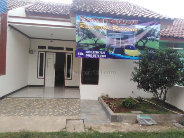 Ragamukti Residence, Kedung Halang, Bogor