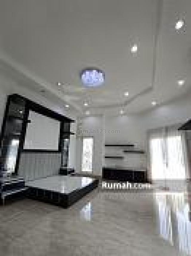 Rumah Mewah Marmer Bagus PIK, Pantai Indah Kapuk, Jakarta Utara