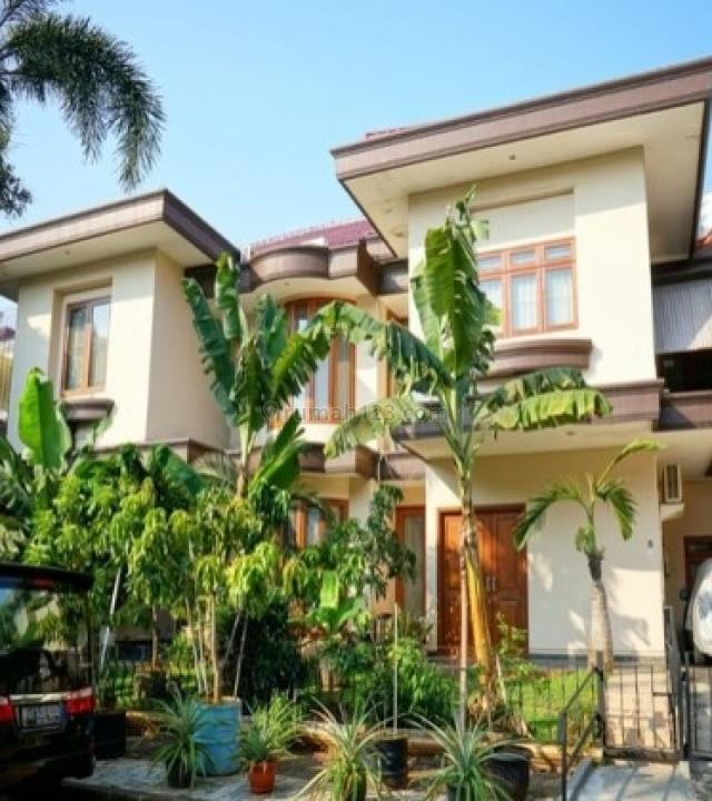Rumah di Pantai Mutiara,Jakarta Utara, uk 23x23, LT 529m2, LB 874m2, SHM, semi furnished, hadap Barat, harga 17M nego, Pantai Mutiara,Jakarta Utara, Pantai Mutiara, Jakarta Utara