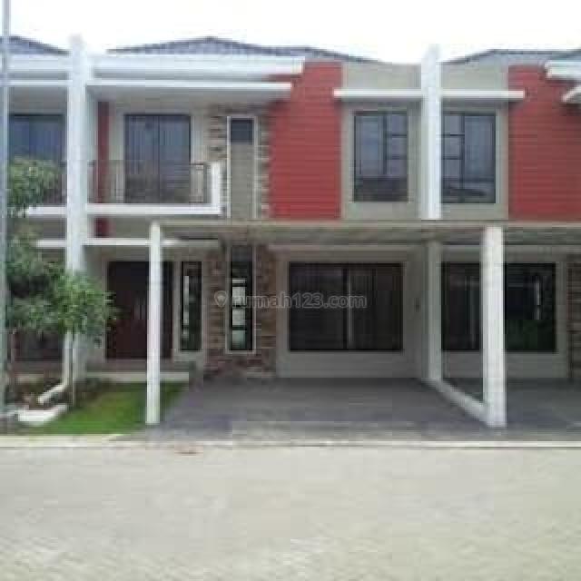 Rumah di Green Lake City ukuran 8x18 cluster Asia, Green Lake City, Jakarta Barat