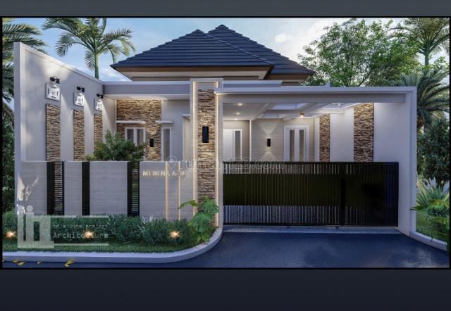 Rumah Baru Minimalis Jemur Sari selatan Surabaya, Jemursari, Surabaya