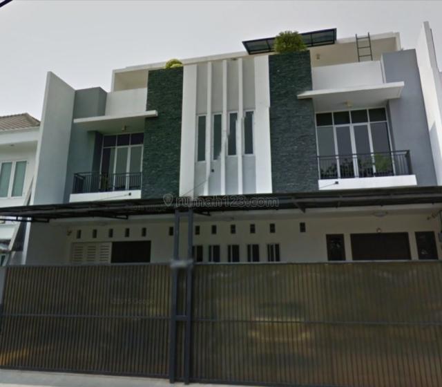 Bangunan Komersil ex Kantor 2,5 lantai luas (14.5x15)217 m2 Sunter Agung Jakarta Utara, Sunter, Jakarta Utara