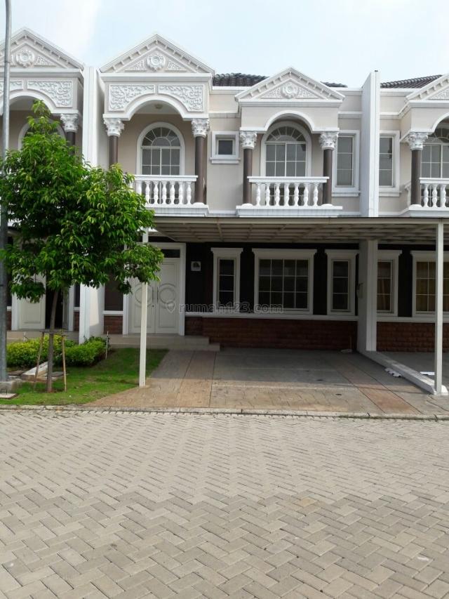 TERMURAAHH Rumah Cluster WEST EUROPE uk 8x15 di Green Lake City, Jakarta Barat, Green Lake City, Jakarta Barat