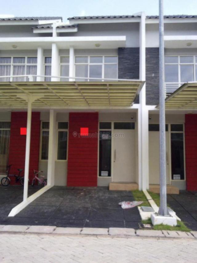 Rumah  di cluater amerika green lake city, Green Lake City, Jakarta Barat